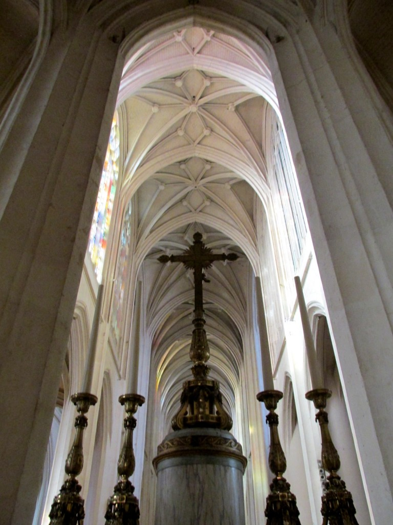 15.02.15 St Gervais & Protaise Ceiling 2