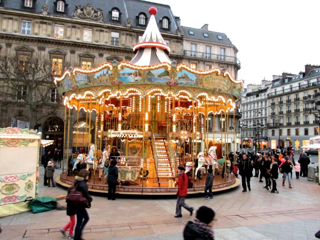 15.02.17 Hotel de Ville Carousel