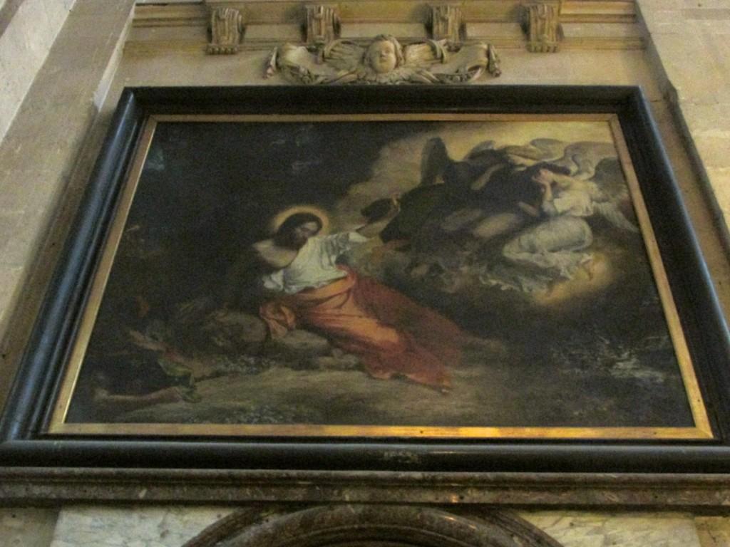 15.02.17 St Paul Delacroix Painting
