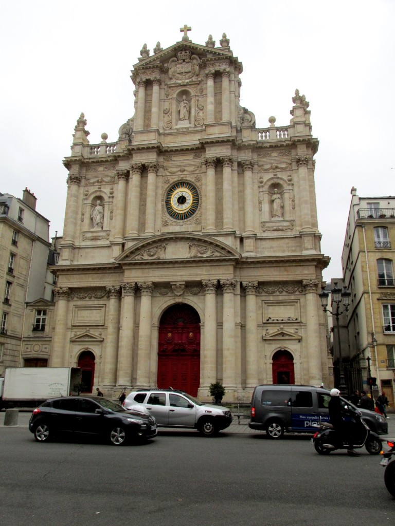 15.02.17 St Paul Facade