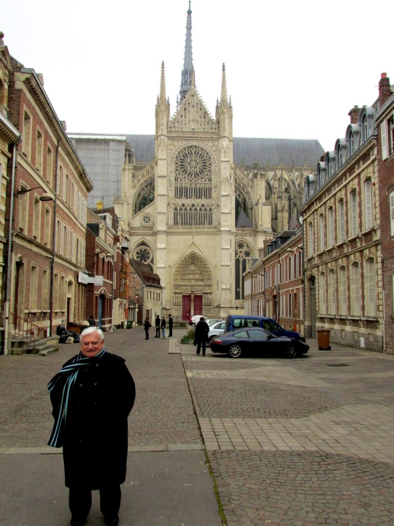 15.02.19 Amiens Street View of Cathedral Transept