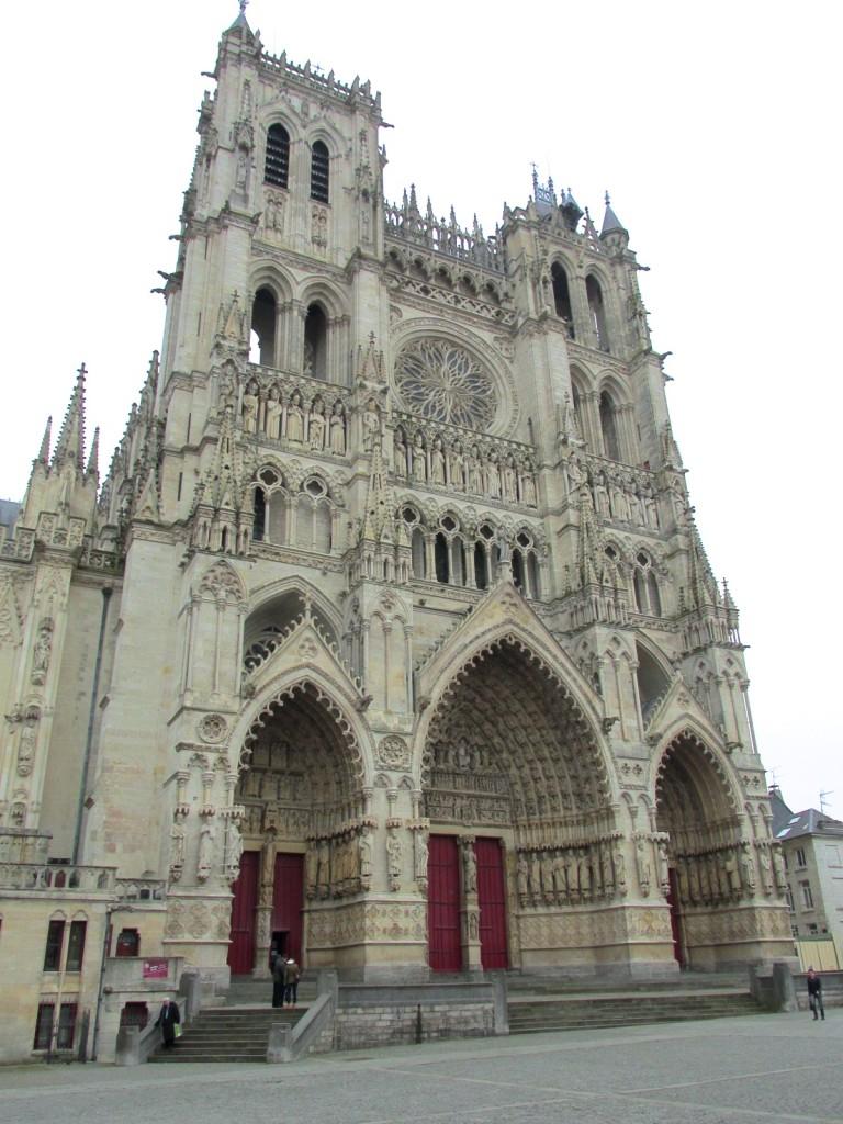 15.02.19 Amiens West Facade 1