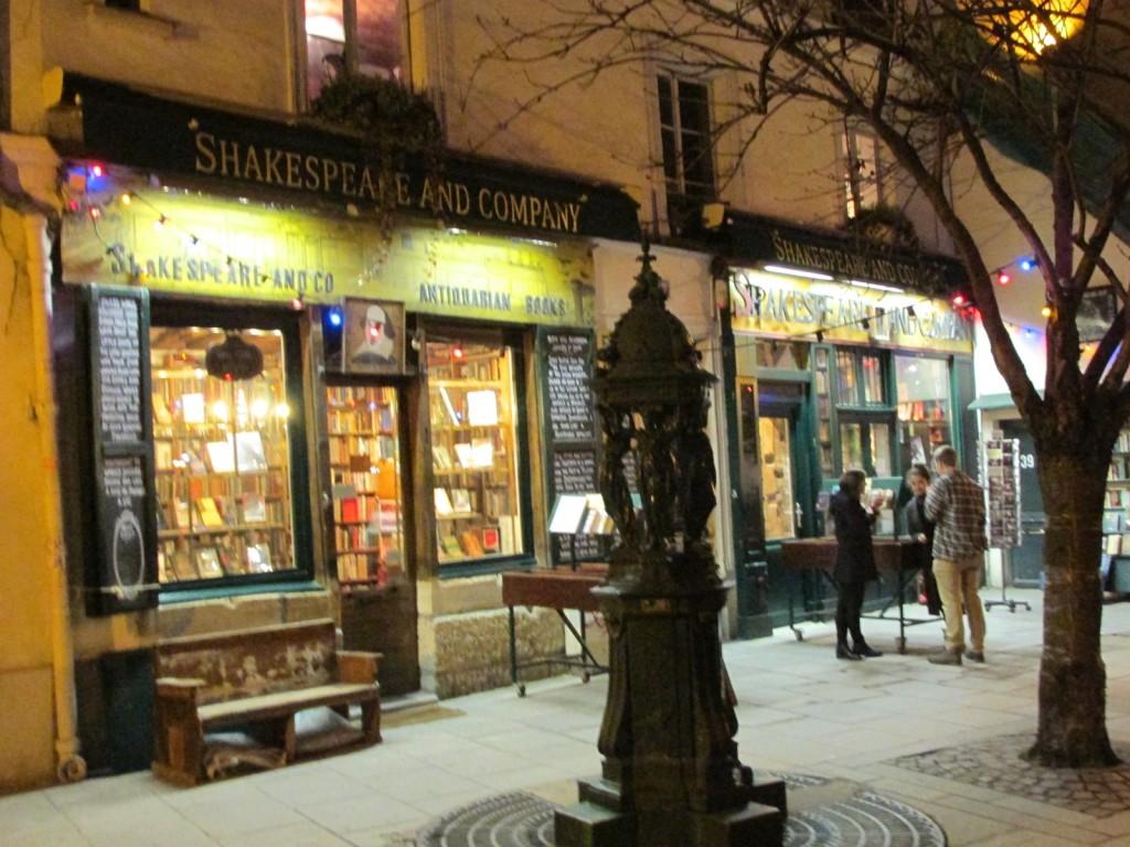 15.02.21 Paris Shakespear And Company