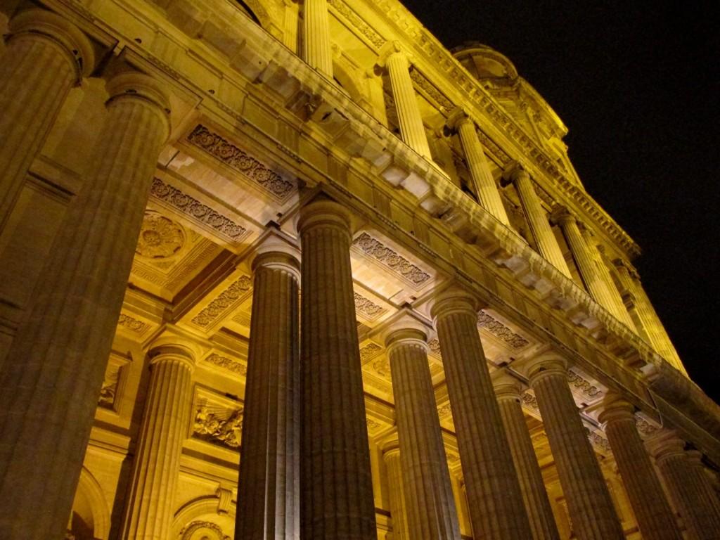 15.02.21 Paris St Sulpice West Facade
