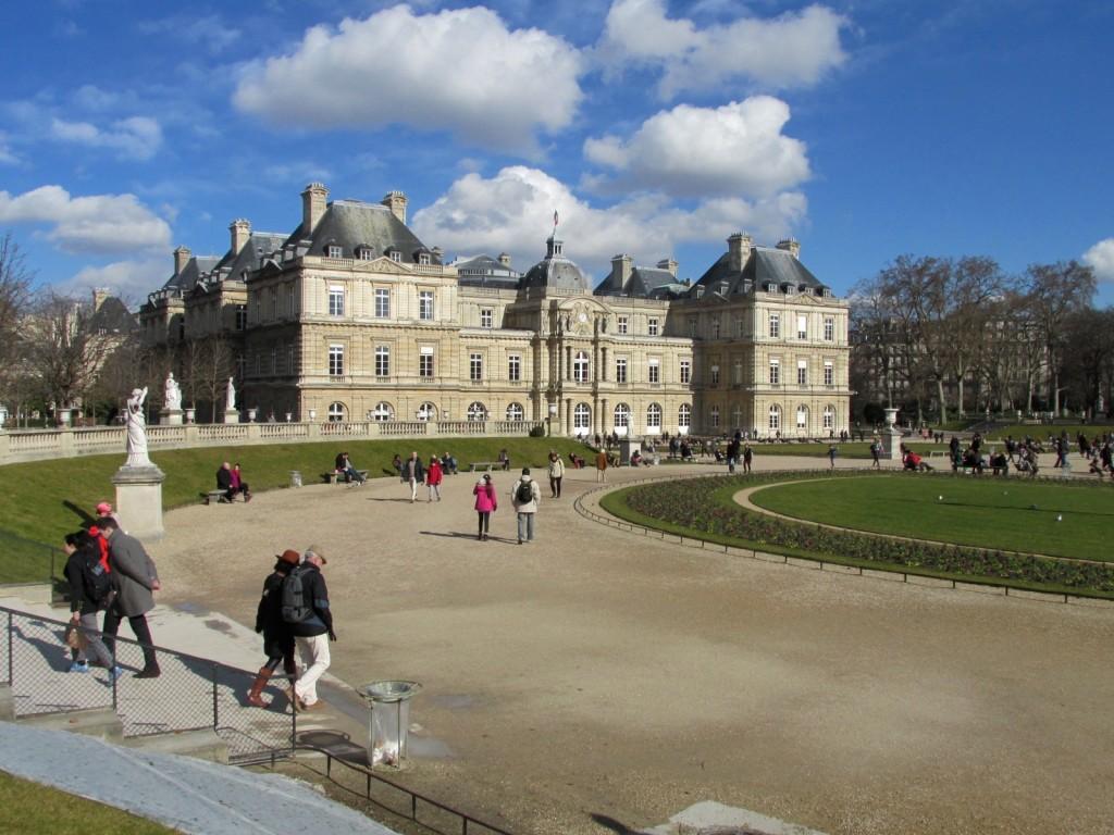 15.02.22 Paris Le Palais du Luxembourg 1