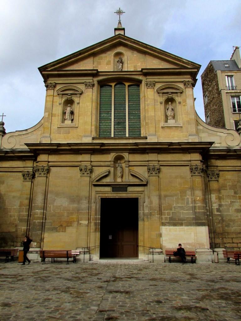 15.02.23 Paris St Joseph des Carmes
