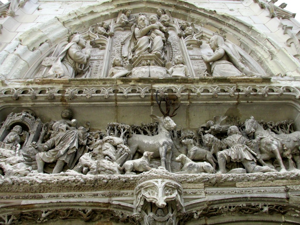 15.02.24 Amboise St Hubert Chapel 3