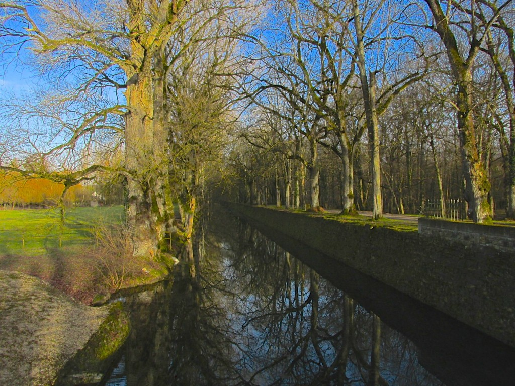 15.02.24 Chenonceau Canal 1