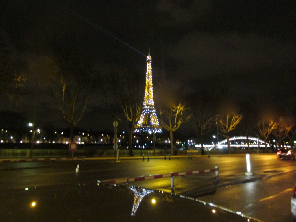 15.02.26 Eiffel Tower at 11 pm