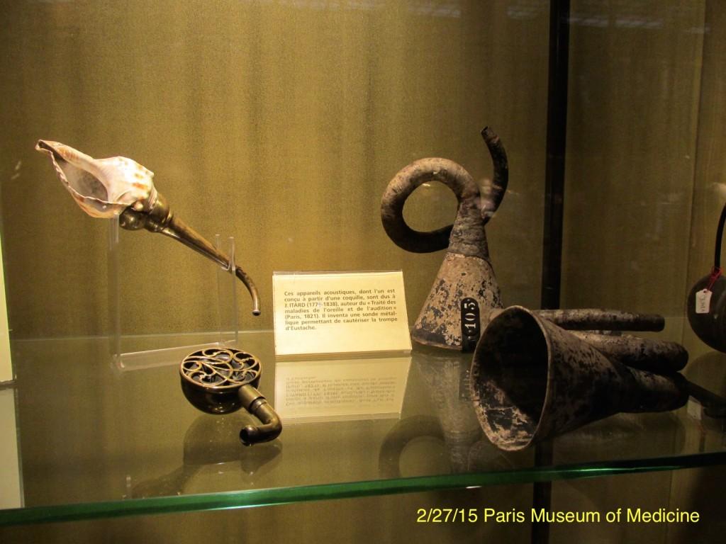 15.02.27 Paris Museum of Medicine
